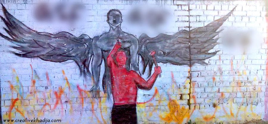 pakistan street art graffiti walls-7