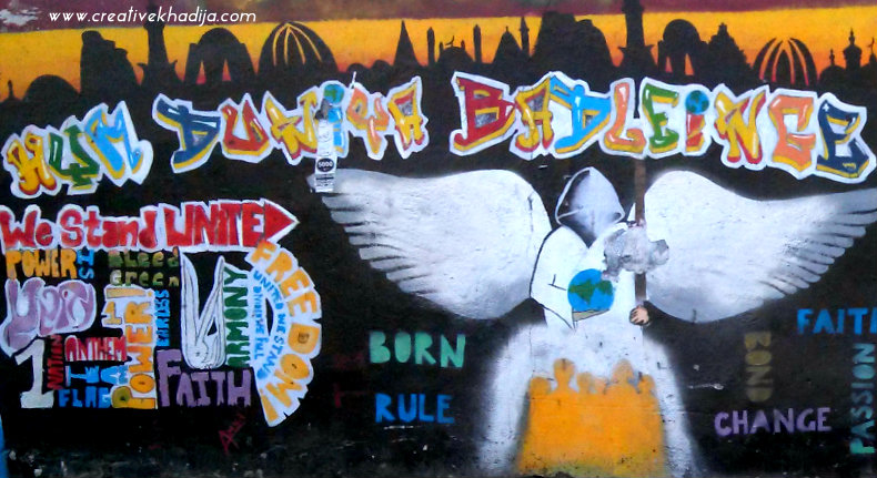 street graffiti art