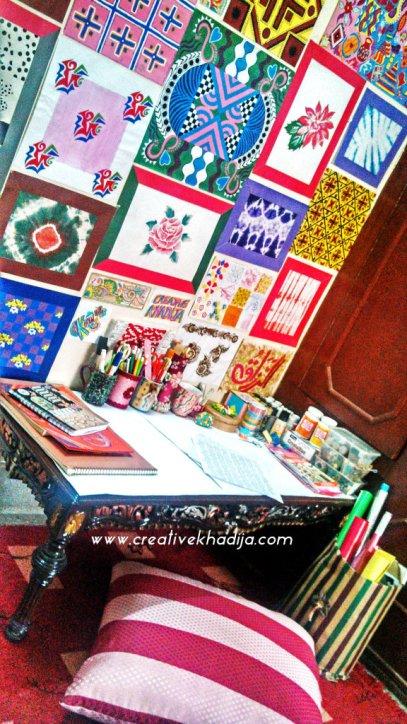 craft space corner