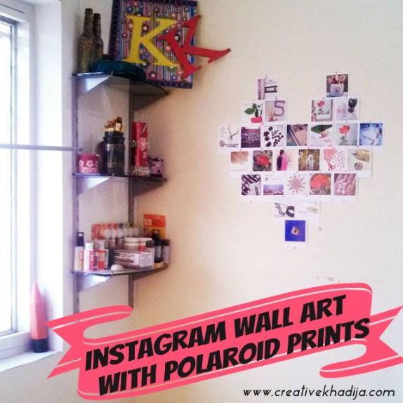 instagram wall art