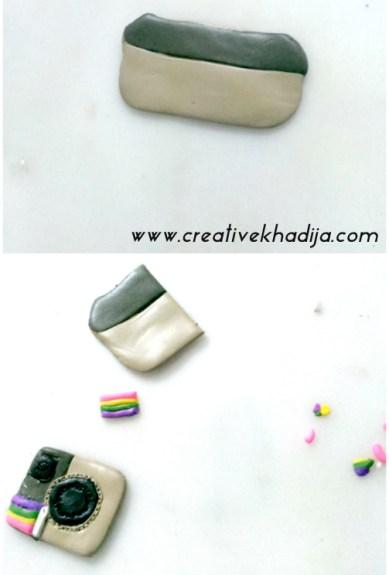 How To Make Instagram Polymer Clay Jewelry