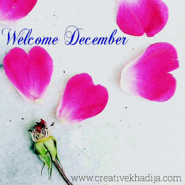 Welcome December 2015 photography