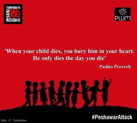Army Public School Peshawar-Attack Memories-Never forget
