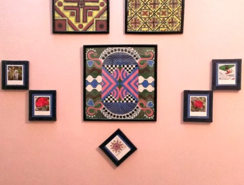creative khadija craftroom wall art DIY
