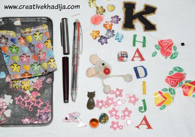 childhood memories creative khadija pencil box goodies See my childhood treasure box & what I found here