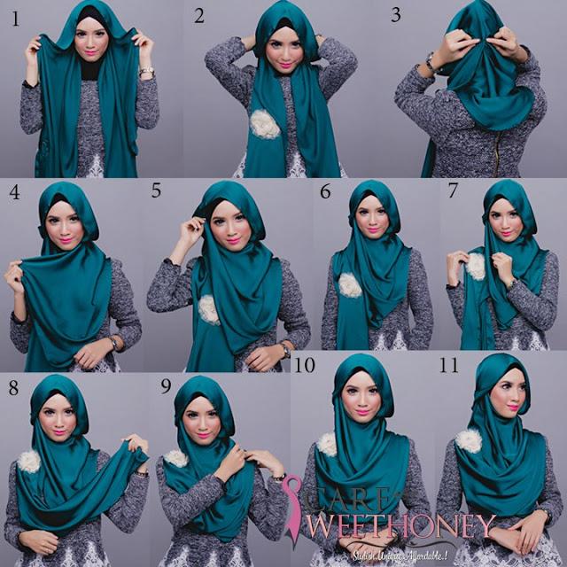 arbiani hijab fashion style idea