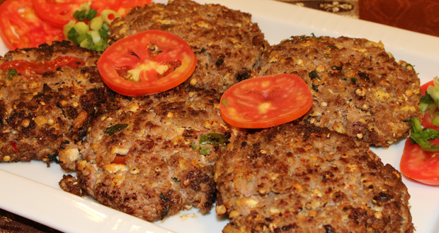 eid recipe chapali kebab