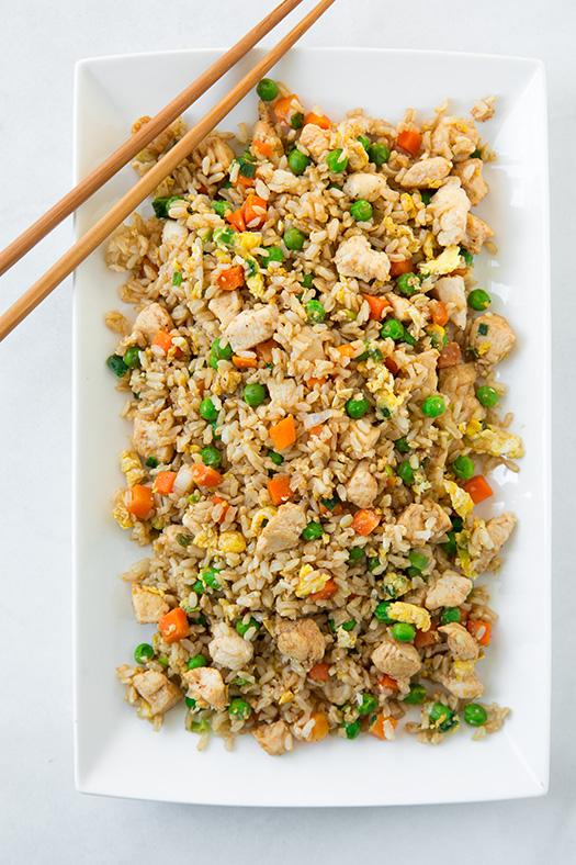 eid recipe chicken fried rice