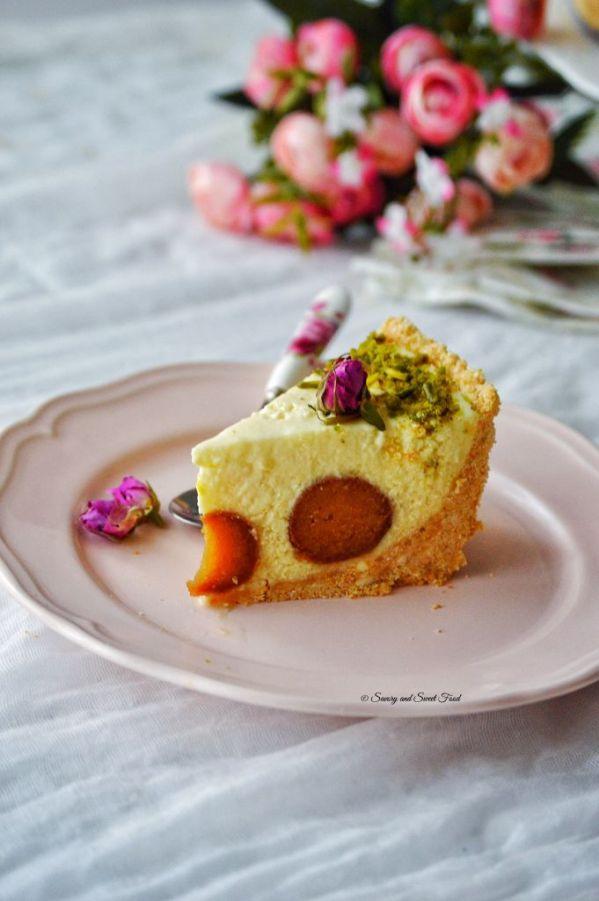eid recipe gulab jamun cheese cake