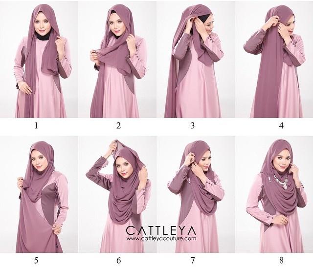 full cover hijab