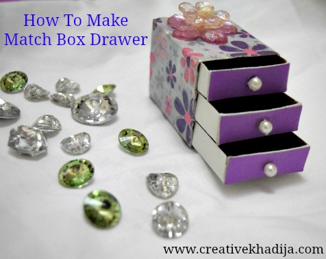 how-to-make-match-box-crafts-tutorial-ideas