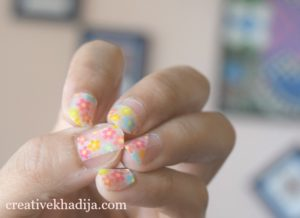 Nail Art Ideas Washi Tape Manicure Diy