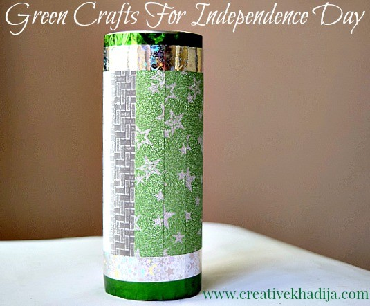 Tin Can Kids Crafts Idea-Azadi Crafts Series