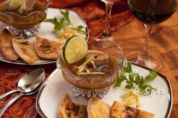 eid recipe beef paya