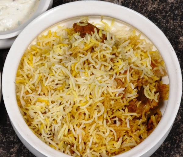 eid recipe hyderabadi biryani