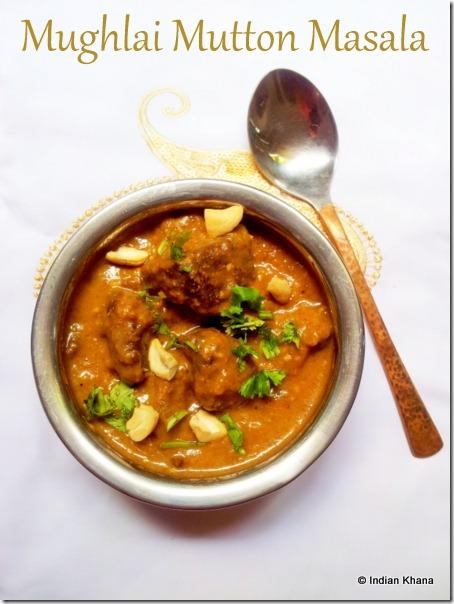 eid recipe mughlai mutton masala