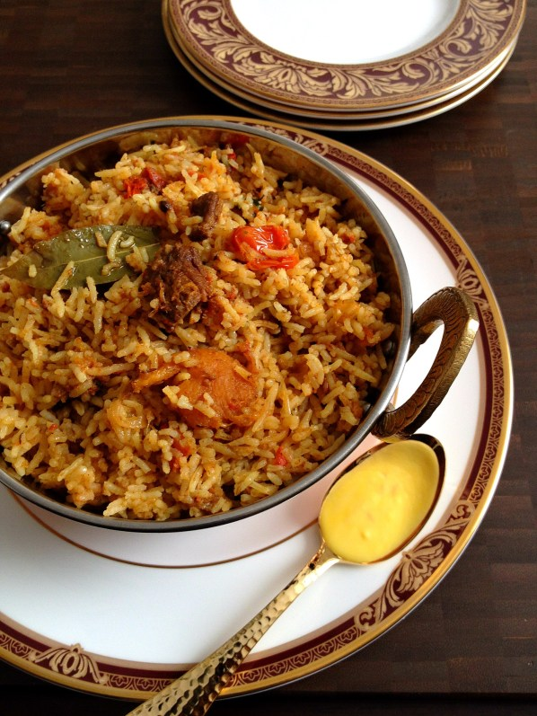 eid recipe mutton biryani