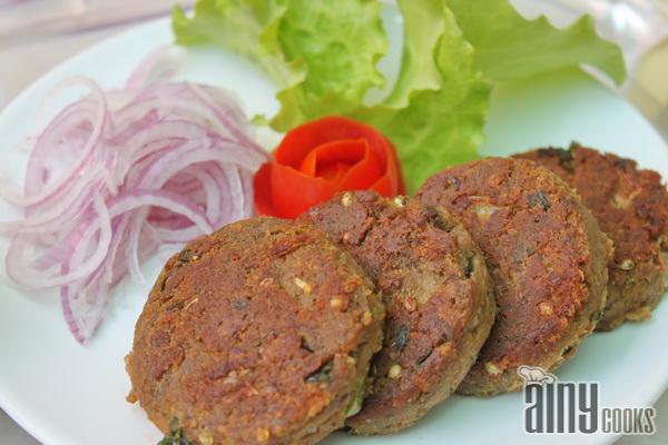 eid recipe shami kebab