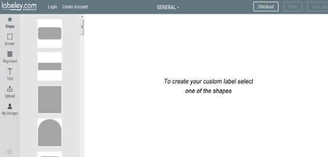 how to make customized labels & stickers online