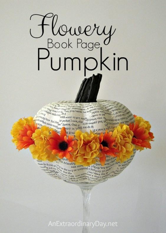 fall and halloween crafts ideas pumpkin for kids