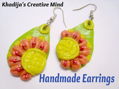 handmade earrings making