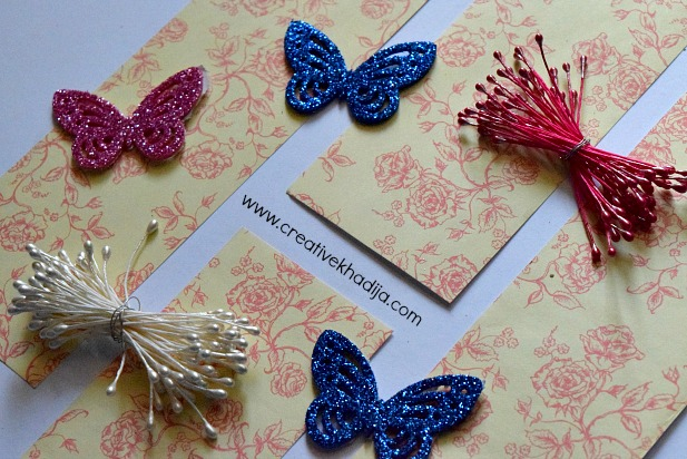 How To Make Paper Bookmarks In Two Minutes