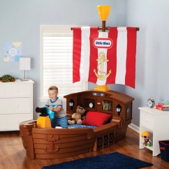 Little Tikes Chairs Pc Gaming Chair Amazon Pirate Ship Bed For Boys - Creative Kids Room