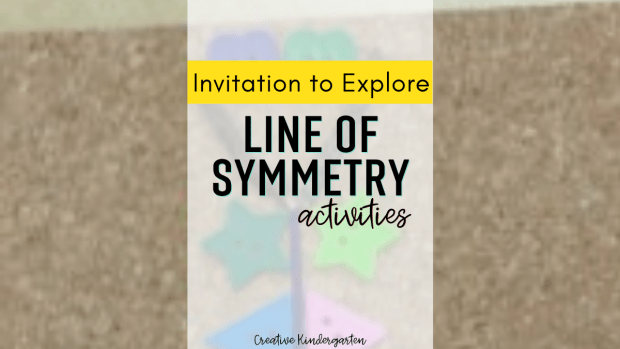 Use hands-on activities to engage students in learning about lines of symmetry. Use a variety of materials to practice symmetry for kindergarten students.
