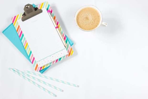 coffee-notebook-pencil-work-desk-163131