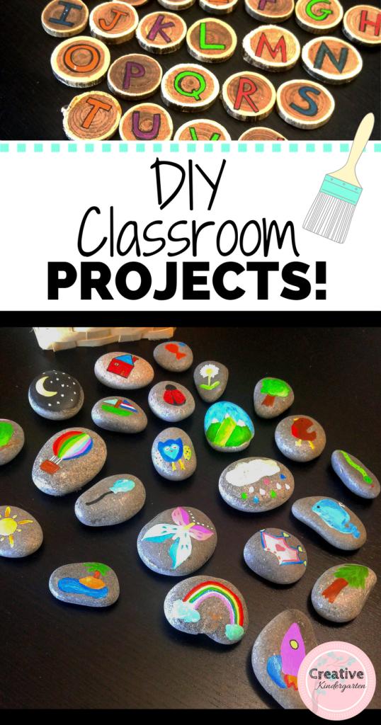 DIY classroom project- Blog