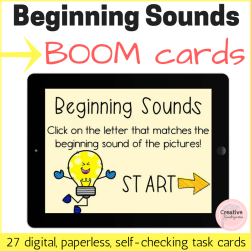Beginning Sounds TpT
