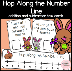 Hop Along the Number Line square preview