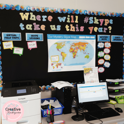 Skype in the classroom- technology in the classroom