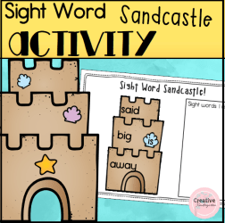 Sandcastle Square Cover