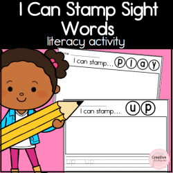 i can stamp sight words square preview