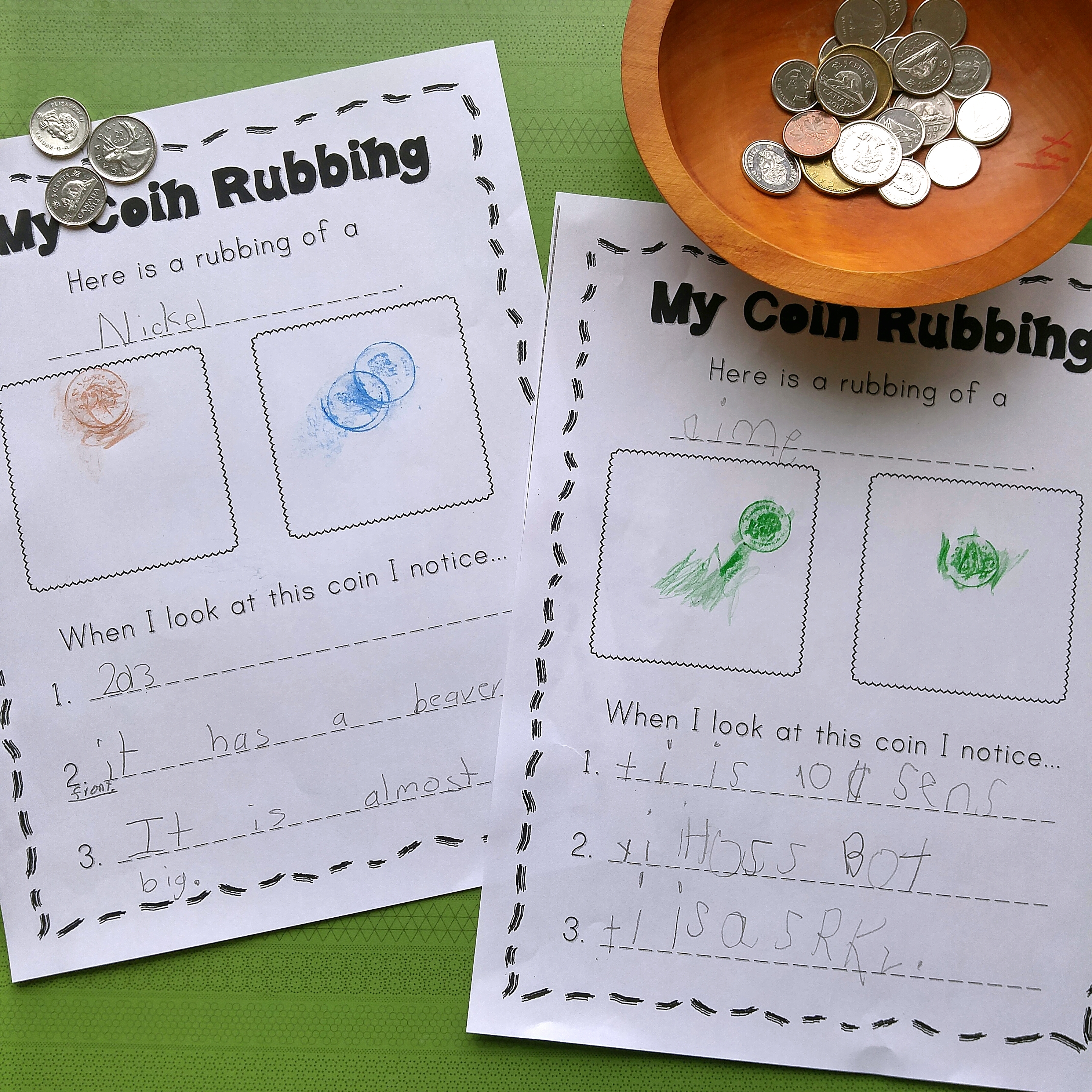 Teaching Money In Kindergarten Creative Kindergarten