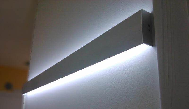 LED Light Fixture Cove  Creative LED Designs