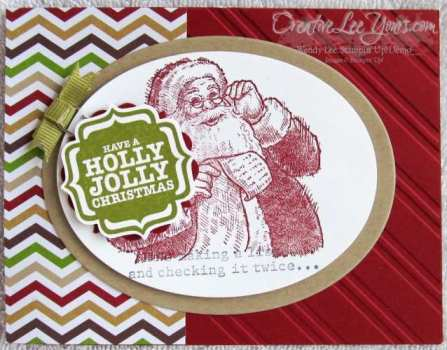 Santas List full card