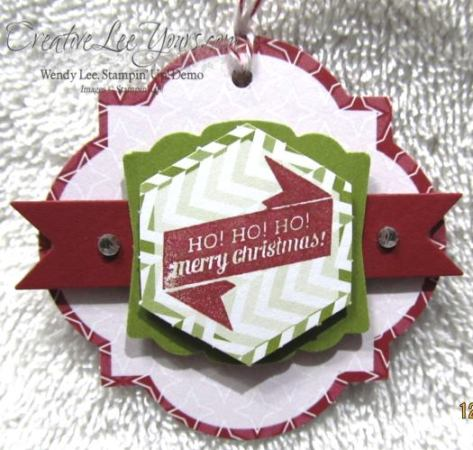 SU pop & place gift tag-window frame