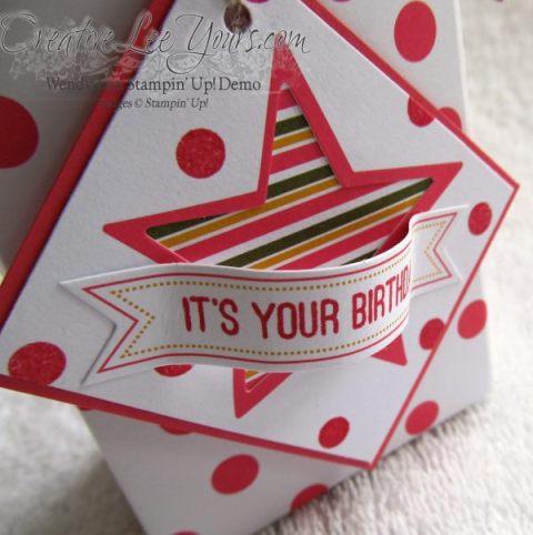 August 2014 Paper Pumpkin Kit - Simply Amazing Birthday