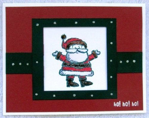 creativeleeyours, get your santa on, christmas