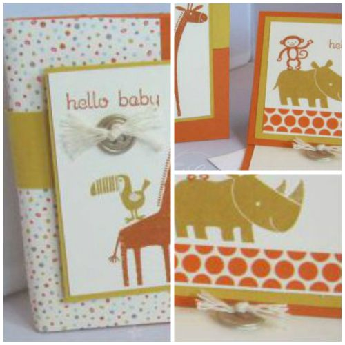 Zoo Babies Mini Album SP