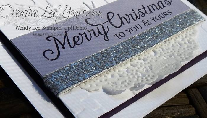 Winter Woods Christmas Card Creativelee Yours