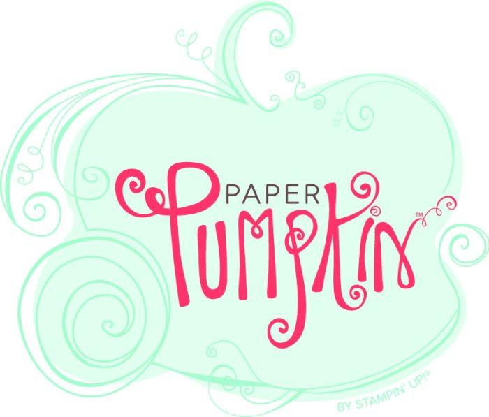 Paper Pumpkin Logo, Stampin Up, #creativeleeyours, wendy lee
