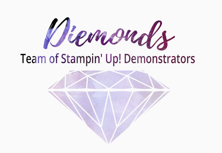DiemondsTeam, Stampin Up,#creativeleeyours, creatively yours, creative-lee yours, SU, business opportunity, make extra money, DIY, paper craft, swap, get products early, team logo