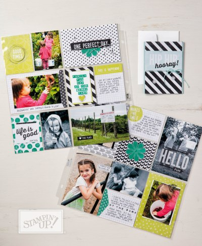 Memories & More by Stampin Up, Wendy Lee, #creativeleeyours, cardmaking, memory keeping, scrapbooking, video