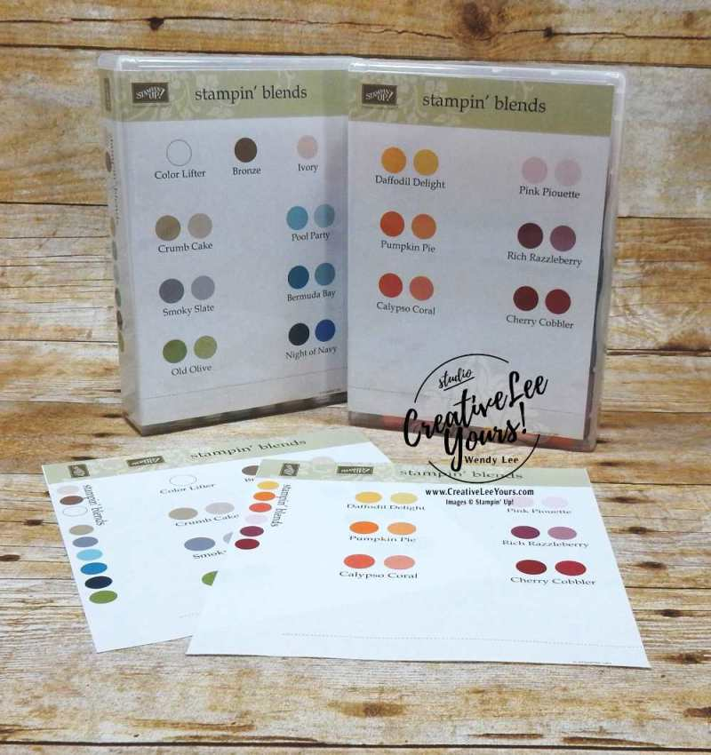 Stampin' blends with wendy lee,stampin Up,coloring, alcohol markers, #creativeleeyours, creatively yours, handmade, paper crafts, new product, FREE download