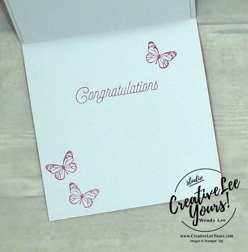 Amazing by Wendy Lee,December 2017 Paper Pumpkin Flora and Flutter Kit,stampin up, handmade cards, rubber stamps, stamping, kit, subscription, floral cards, congratulations, SAB,sale-a-bration