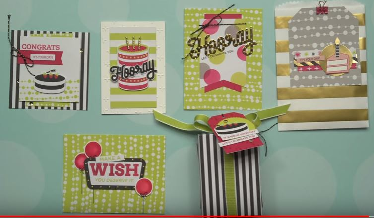June 2018 Broadway Star Paper Pumpkin Kit by wendy lee, stampin up, handmade cards, rubber stamps, stamping, kit, subscription, spring cards, birthday, thank you, congrats, celebrate, friend, #creativeleeyours, creatively yours, creative-lee yours, SU, SU cards, video