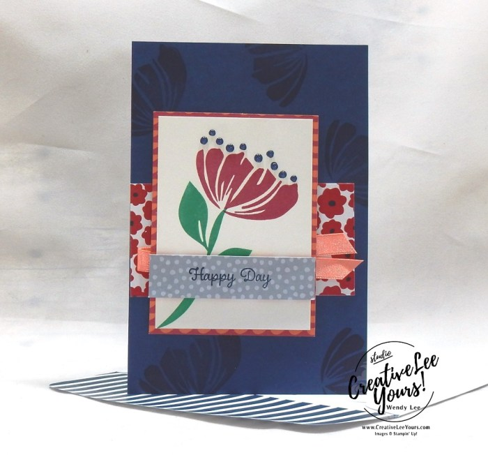 #OnStage, Diemonds team, wendy lee, stampin up, stamping, SU, #creativeleeyours, creatively yours, creative-lee yours, SU events, sneak peek, new catalog, new stamping products, business opportunity, DIY, fellowship, Bloom by bloom stamp set, Itty Bitty Birthdays stamp set, memories & more, #simplestamping, friend, birthday, congrats